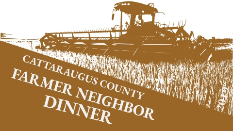 Cattaraugus County Farmer-Neighbor Dinner