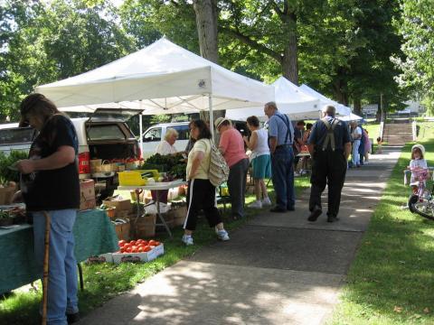 Salamanca, NY Farmers' Market