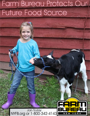 Farm Bureau Protects Our Future Food Source