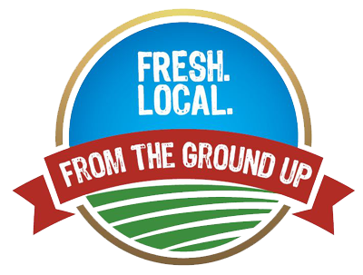 Fresh. Local. From the Ground Up.