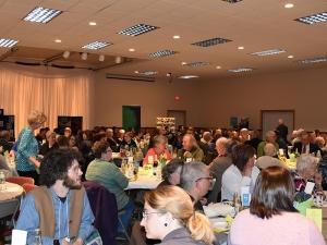 Audience at 2016 Farmer-Neighbor Dinner