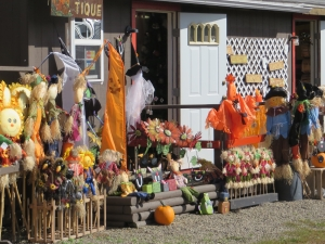 Boo-tique at Pumpkinville