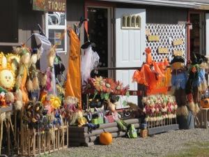 Boo-tique at Pumpkinville