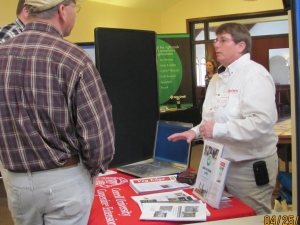 Lynn from Cornell University Cooperative Extension