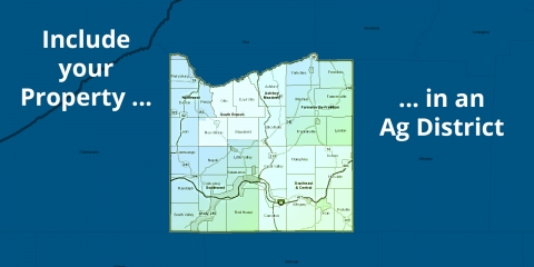 Include your property in an Ag District