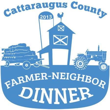 2013 Farmer Neighbor Dinner in Cattaraugus County, NY