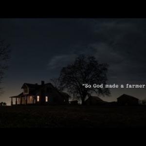 """Ram Trucks Super Bowl Commercial """"Farmer"""""""