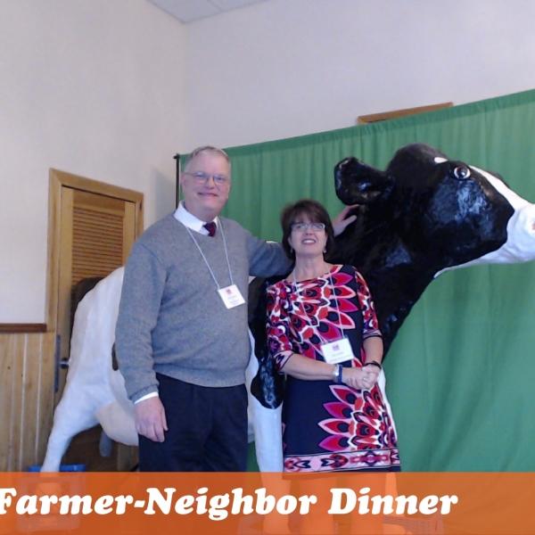 Jack Searles and Sue Labuhn