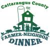 Cattaraugus County Farmer-Neighbor Dinner logo for 2020